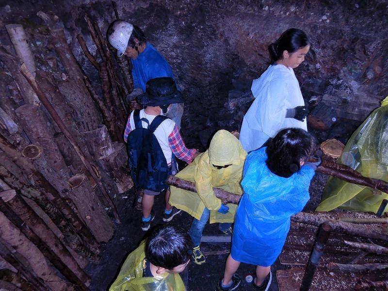 2019年度 第7回 くんじゃん山学校 ~炭は何からできてる?!~_f0121321_10510672.jpg