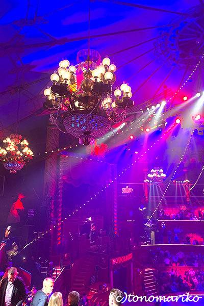 パリの冬イベント「冬のサーカス」_c0024345_20492915.jpg