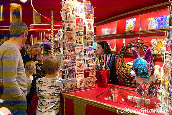 パリの冬イベント「冬のサーカス」_c0024345_20492982.jpg