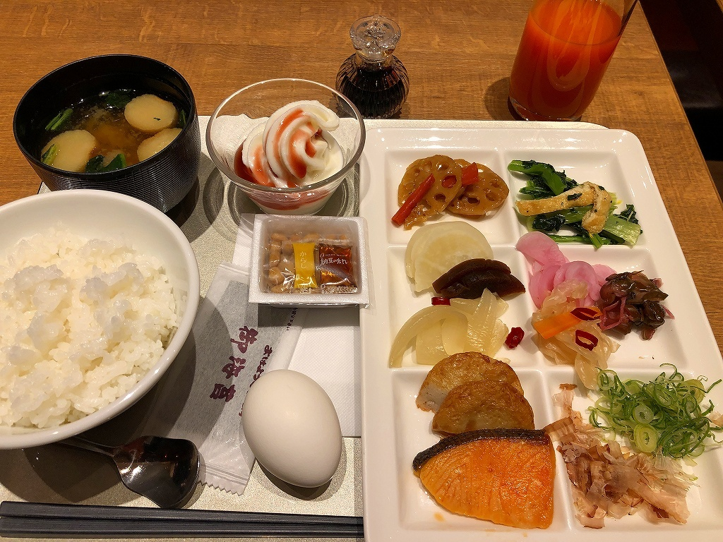Breakfast Buffet@Osaka Tokyu REI Hotel_a0384046_21443640.jpg