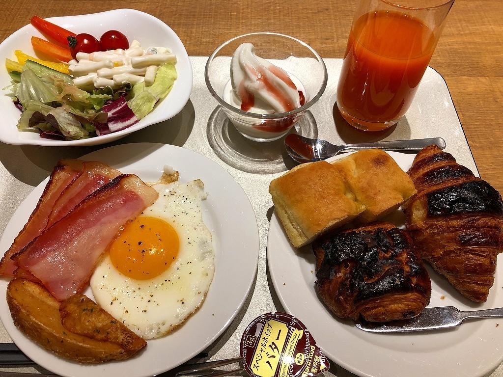 Breakfast Buffet@Osaka Tokyu REI Hotel_a0384046_21465615.jpg