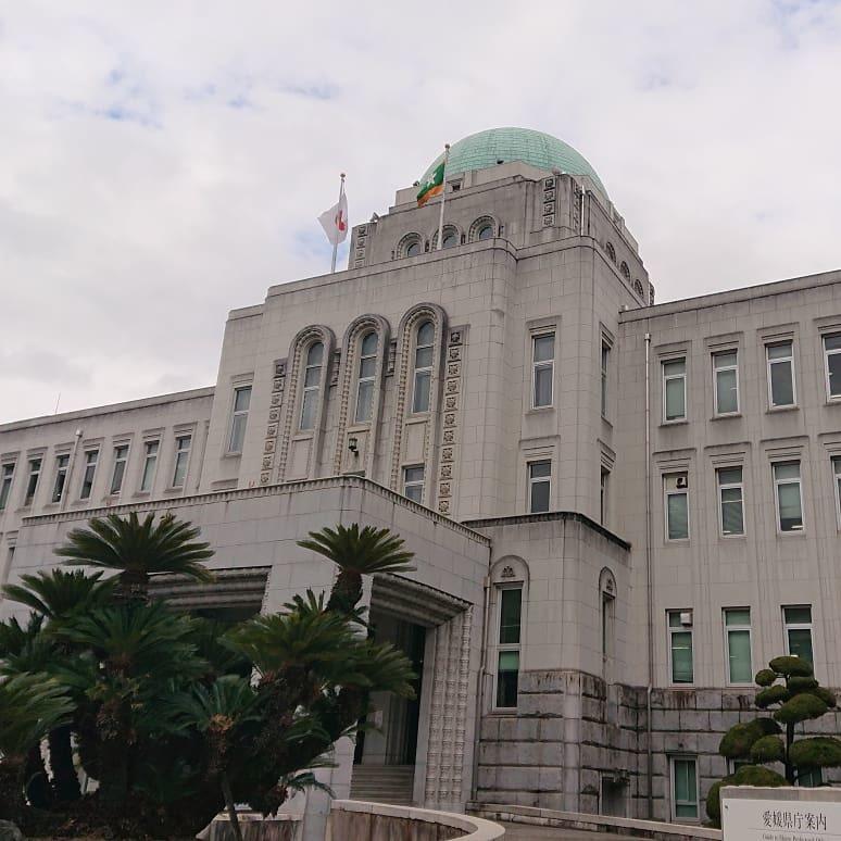 愛媛県庁の伊予灘ものがたりジオラマ模型_c0172049_14584071.jpg