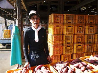 熊本産大津甘藷『からいも(サツマイモ)』の販売に向け、生産農家を現地取材(後編)_a0254656_17560800.jpg