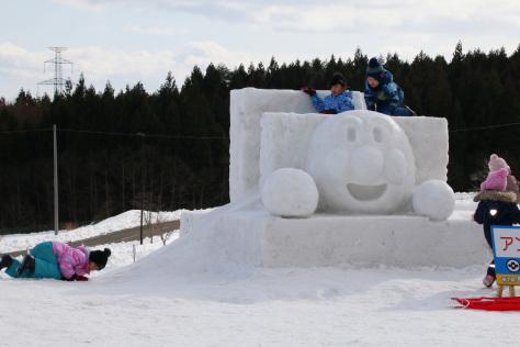 雪と遊ぼう!駒っこランド冬まつり_f0237658_10005119.jpg