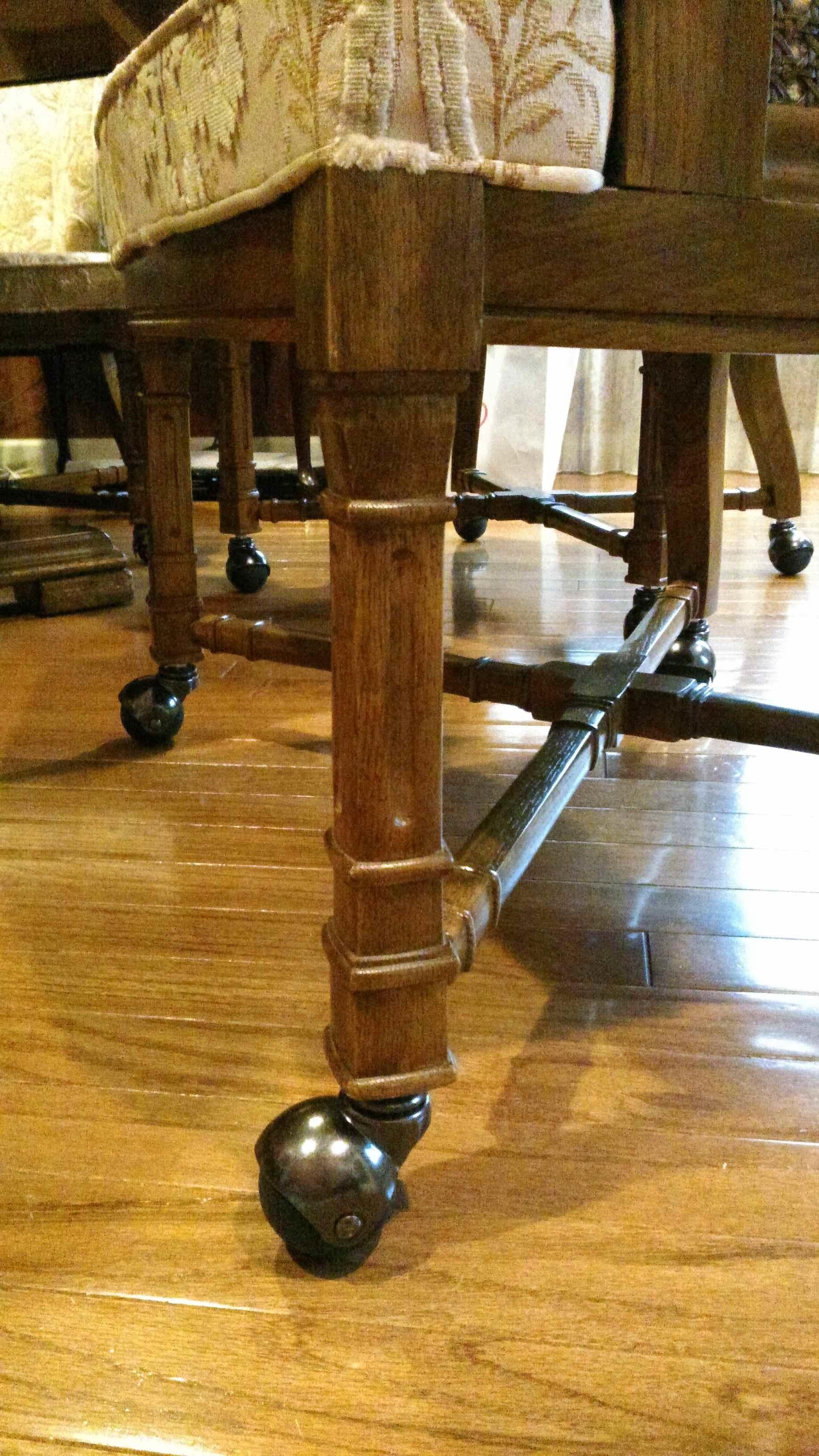 ダイニングチェア 修理 モリス正規販売店のブライト_c0157866_20282140.jpg