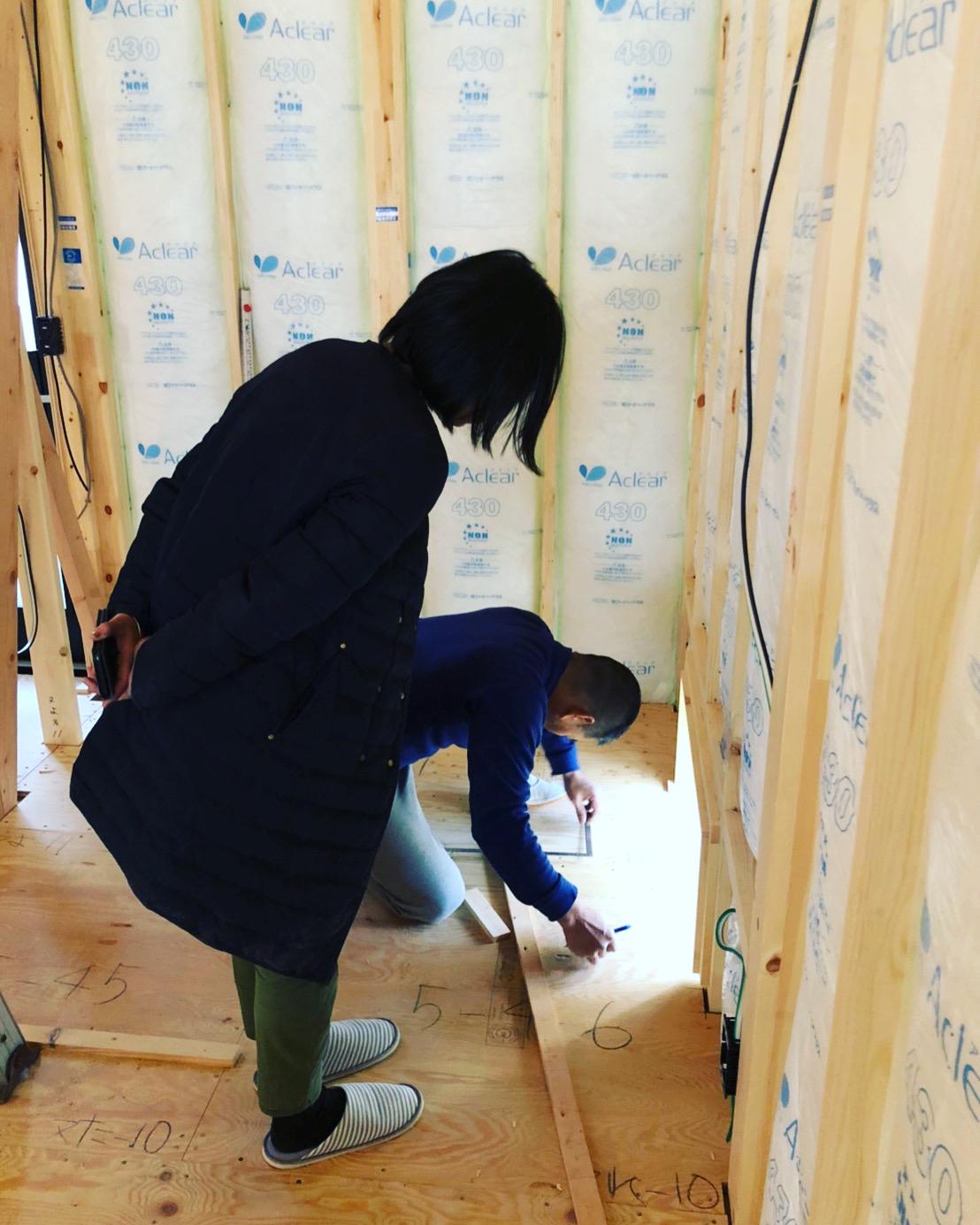 愛知県豊橋市H様 新築住宅工事その2 大工工事_c0180474_2205248.jpg