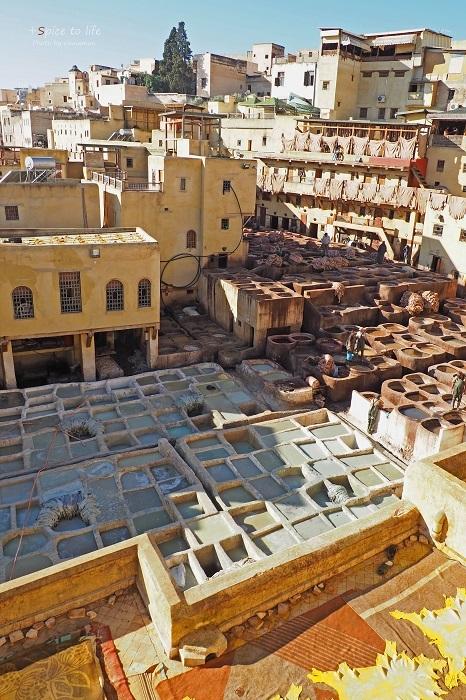 Morocco travel #Fezの職人さんと伝統工芸品③_f0326278_21385235.jpg