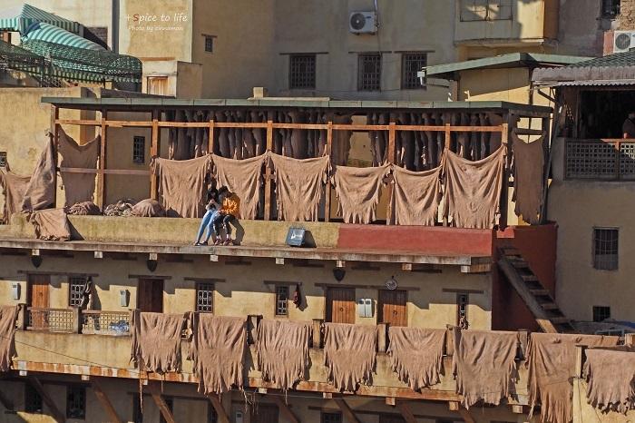 Morocco travel #Fezの職人さんと伝統工芸品③_f0326278_21385772.jpg