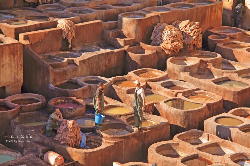 Morocco travel #Fezの職人さんと伝統工芸品③_f0326278_21393057.jpg