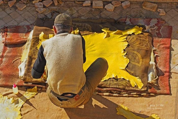 Morocco travel #Fezの職人さんと伝統工芸品③_f0326278_21394156.jpg