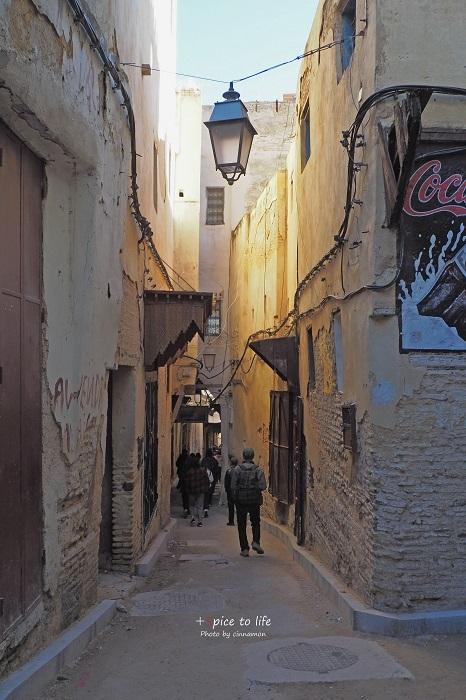 Morocco travel #迷宮都市Fez③_f0326278_21474010.jpg