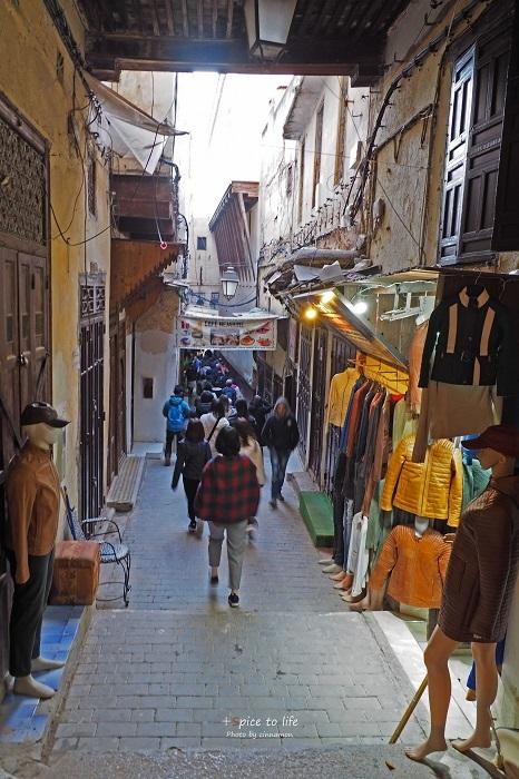 Morocco travel #迷宮都市Fez③_f0326278_21474797.jpg