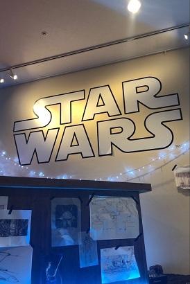STAR WARS カフェ_f0202682_13110707.jpg