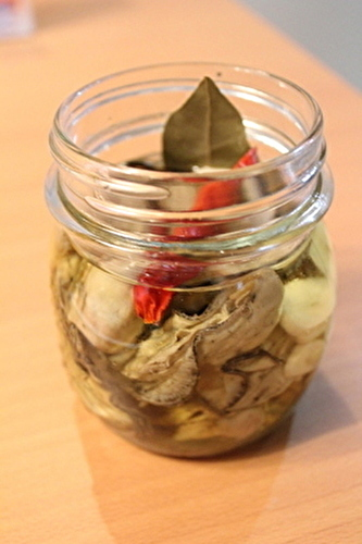 牡蠣の麻婆豆腐と、作りおきの牡蠣のオイル漬けのおはなし。_a0223786_14571094.jpg