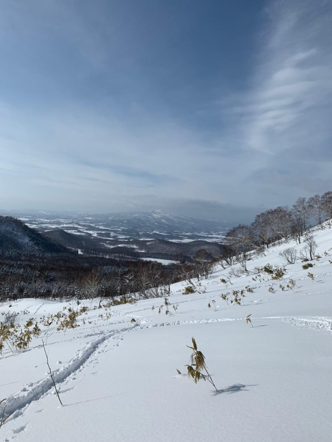 尻別岳バックカントリー_d0198793_16214227.jpg