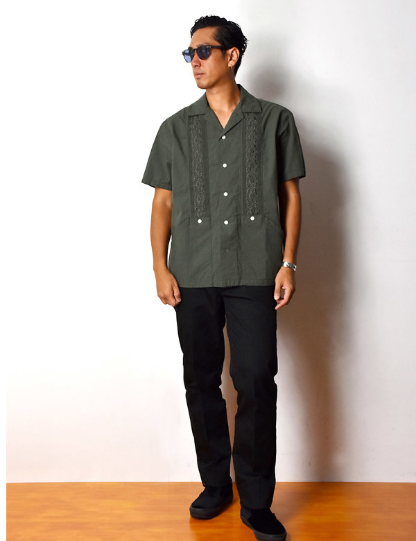 【DELIVERY】 STANDARD CALIFORNIA - Coolmax Stretch Twill Work Pants_a0076701_16040522.jpg