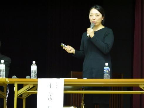 名古屋城バリアフリーシンポ 専門家「エレベーター以外は考えられないのでは?」_d0011701_14145213.jpg