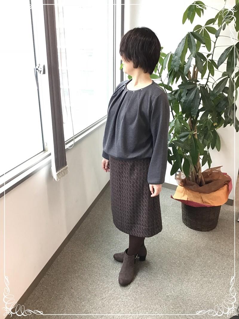 『 北島綾子のやさしいソーイング講座 』生徒さんの作品です☆_c0357605_18354851.jpg