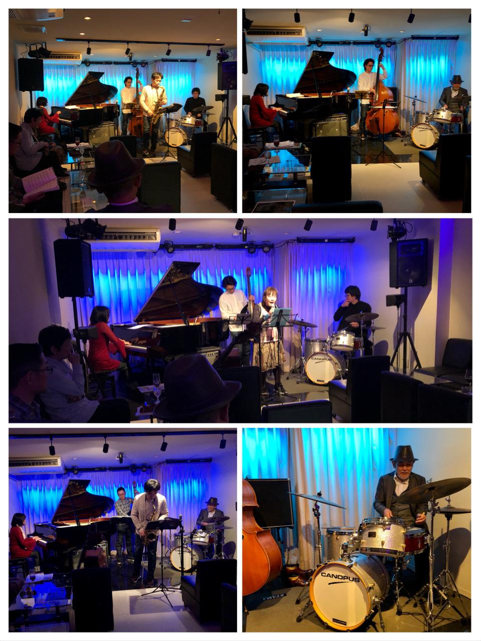広島 Jazzlive Cominジャズライブカミン  本日1月29日水曜日のライブ_b0115606_10521394.jpeg