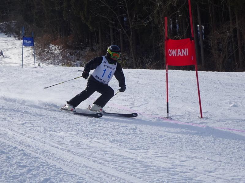 冬季スポーツイベント 第10回スキー交流大会 競技_d0366509_11333570.jpg