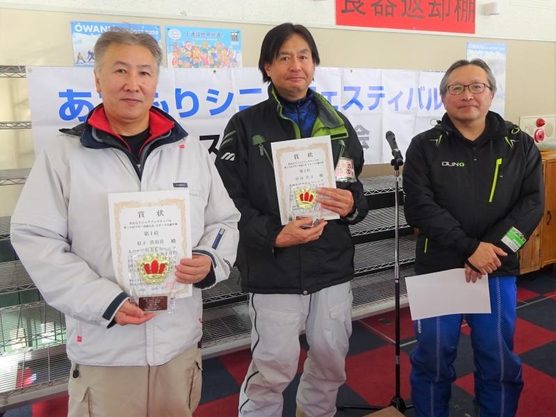 冬季スポーツイベント 第10回スキー交流大会 表彰式_d0366509_11342956.jpg