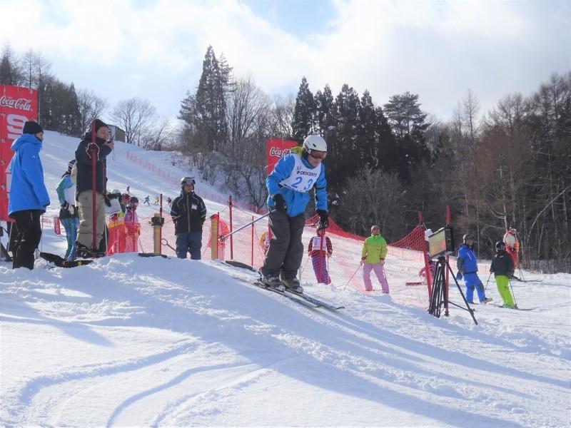 冬季スポーツイベント 第10回スキー交流大会 競技_d0366509_11361331.jpg