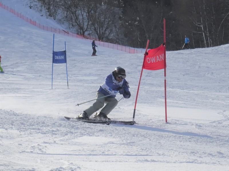 冬季スポーツイベント 第10回スキー交流大会 競技_d0366509_11363470.jpg