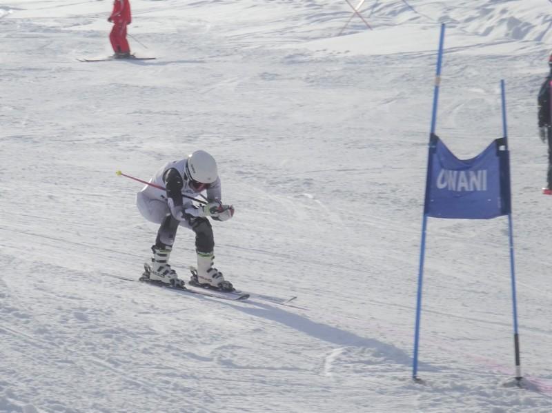 冬季スポーツイベント 第10回スキー交流大会 競技_d0366509_11365461.jpg