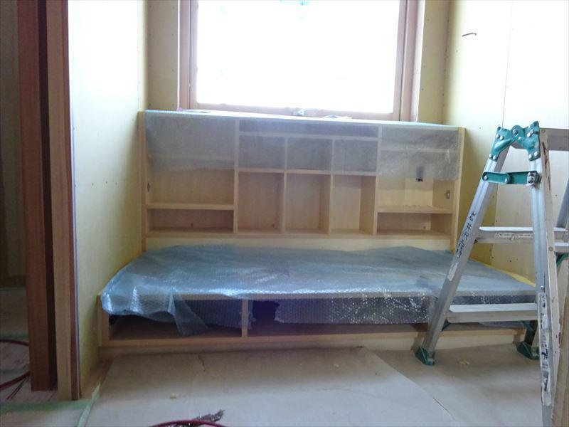 仙北町の家 仕上げの工程が進行中!_f0105112_04202123.jpg