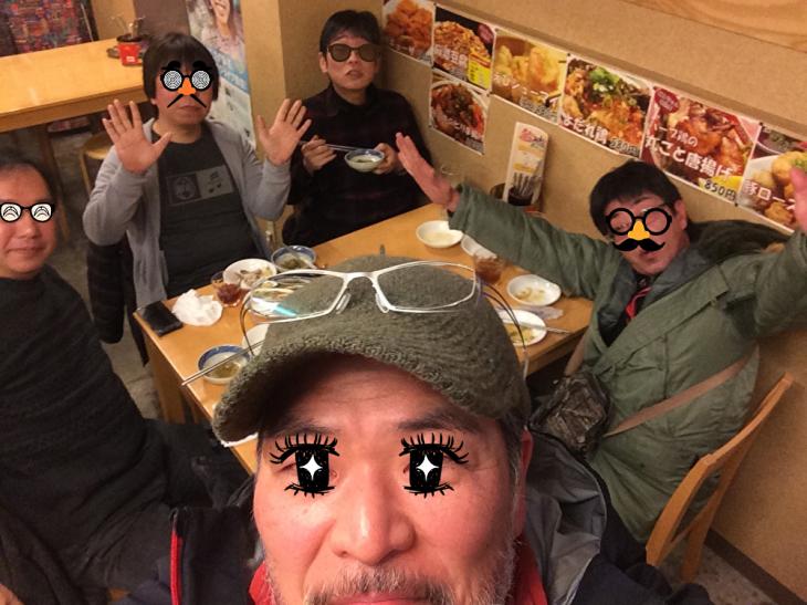 136会じゃないよ! Just ~New year\'s drinking party!!_e0036217_12275069.jpg