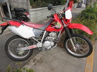XR250 MD30 中古車_b0118834_17515362.jpg