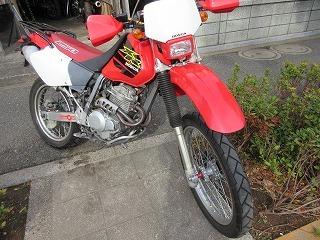 XR250 MD30 中古車_b0118834_17515755.jpg