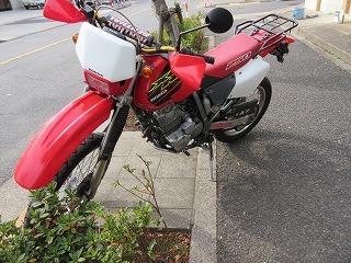 XR250 MD30 中古車_b0118834_17520563.jpg