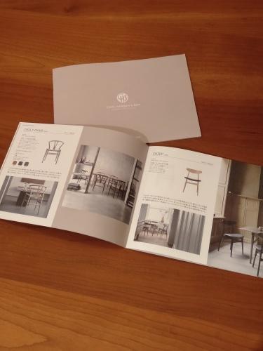 『カール・ハンセン&サン社2020年』カタログが到着_b0211845_13141348.jpg