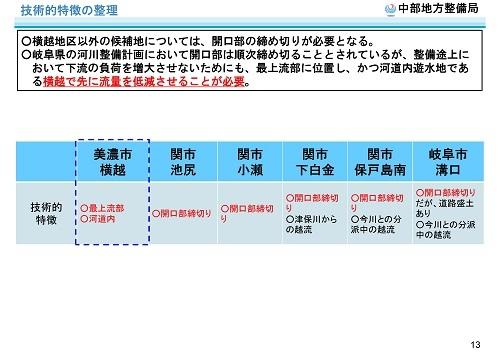 木曽川水系河川整備計画変更原案パブコメと長良川の遊水池計画(2)_f0197754_19482119.jpg