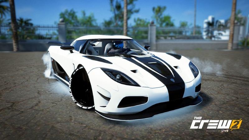 ゲーム「THE CREW2 Veyron Edition One が欲しい」_b0362459_19073296.jpg