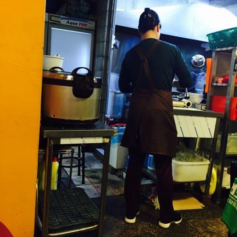 ソウル旅行 5 水曜美食会の人気店へ「プンニョンタットリタン」市庁駅_f0054260_12011706.jpg