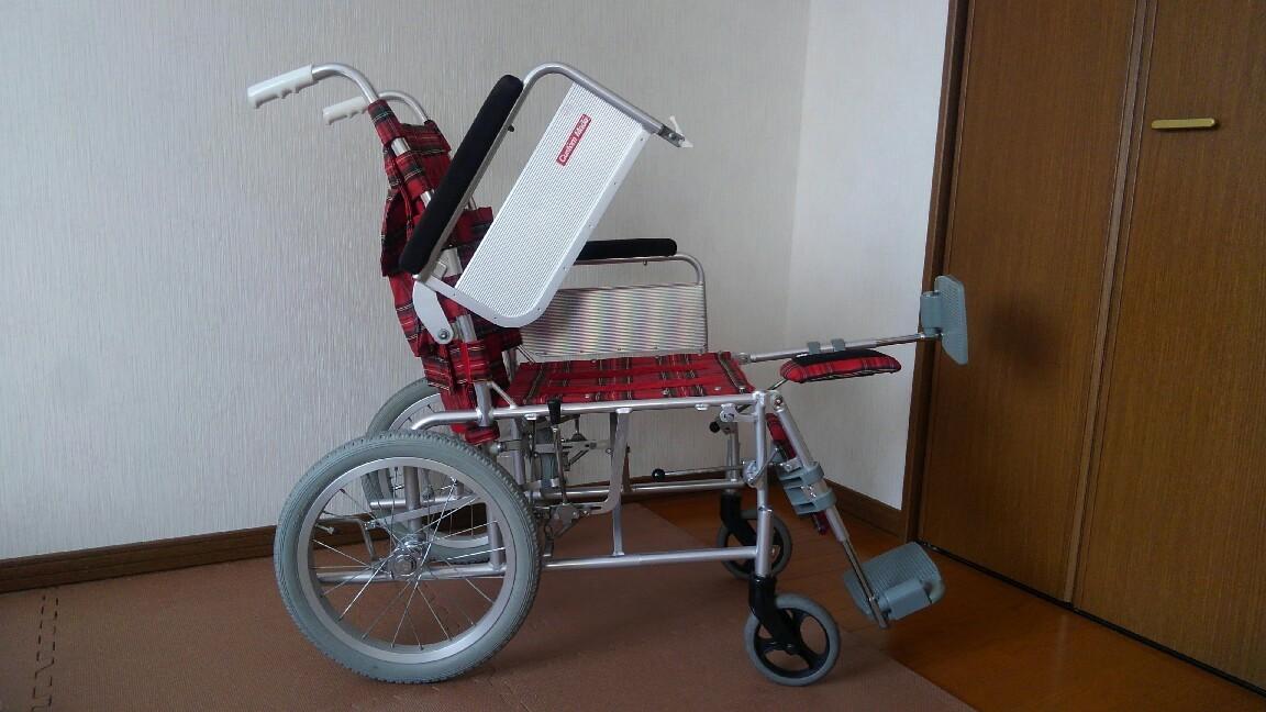 中古車椅子 OXエンジニアリングneo  日進医療機器_a0216771_10263028.jpg