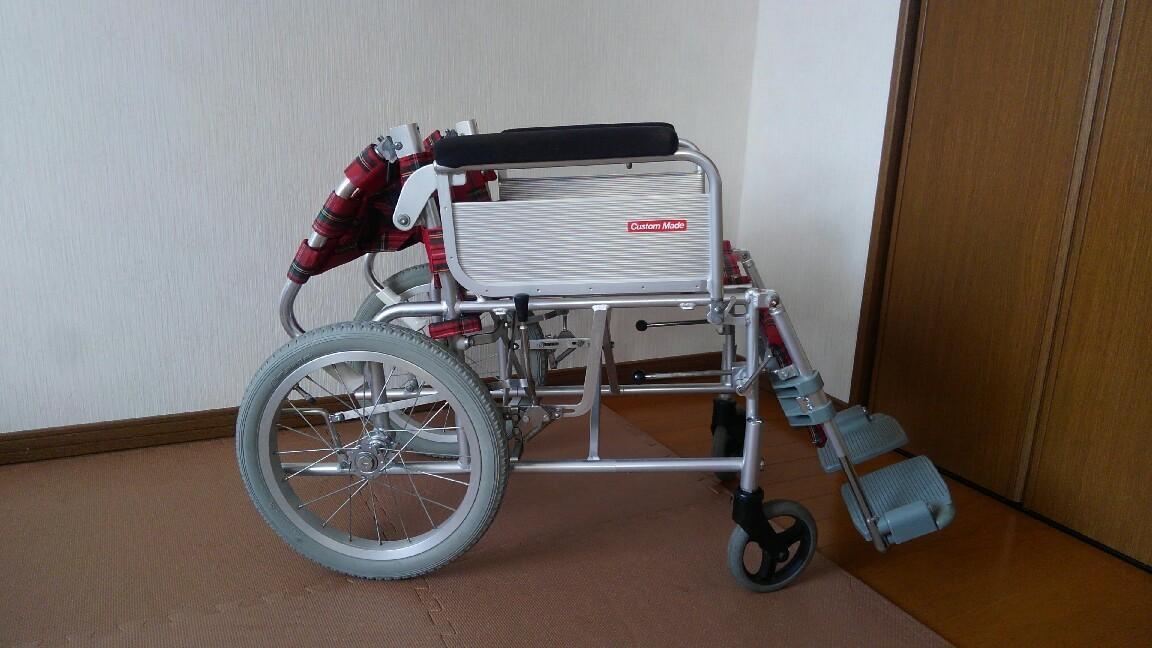 中古車椅子 OXエンジニアリングneo  日進医療機器_a0216771_10263044.jpg