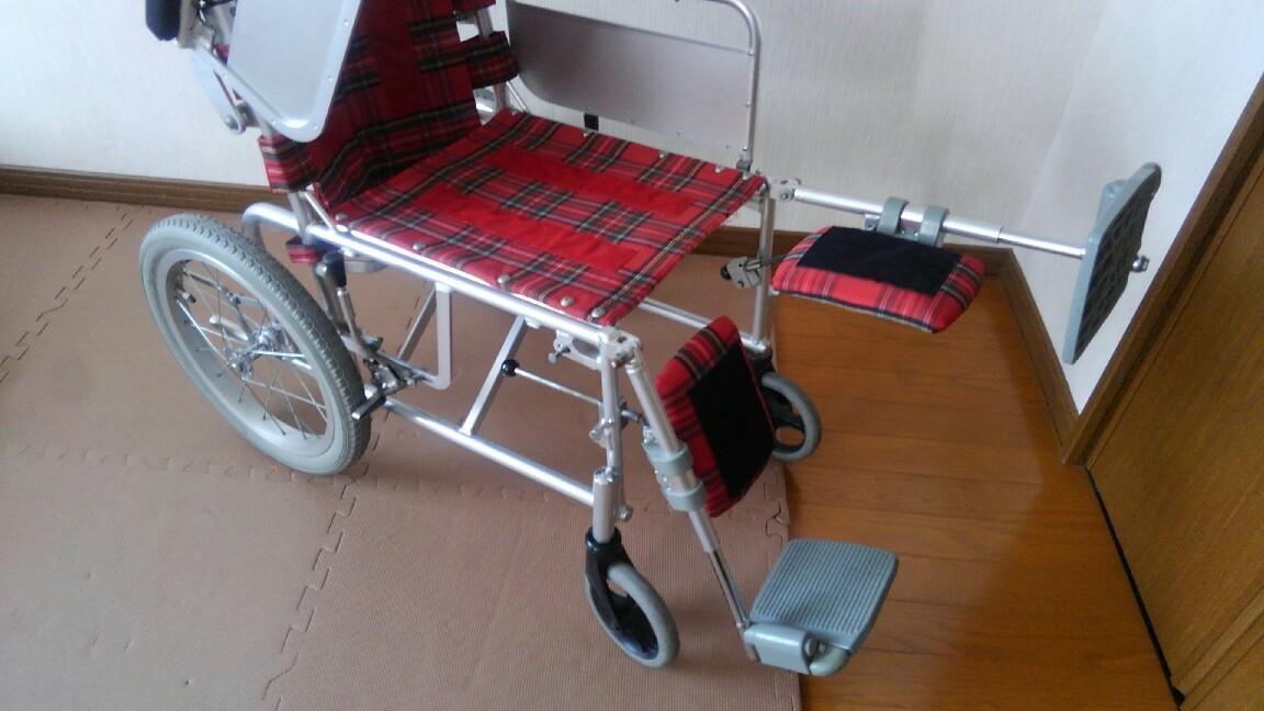 中古車椅子 OXエンジニアリングneo  日進医療機器_a0216771_10263063.jpg