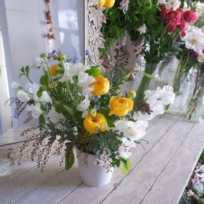 オークリーフ花の教室(かさね君の作品)_f0049672_19153343.jpg