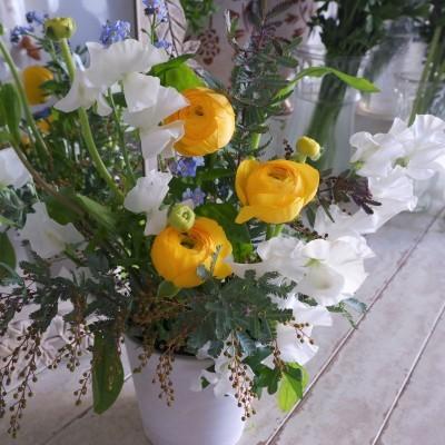 オークリーフ花の教室(かさね君の作品)_f0049672_19153731.jpg