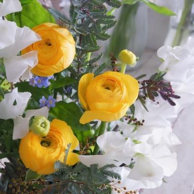 オークリーフ花の教室(かさね君の作品)_f0049672_19154488.jpg