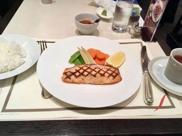 帝国ホテル・パークサイド ダイナー(日比谷 千代田区)_d0339676_18520587.jpg