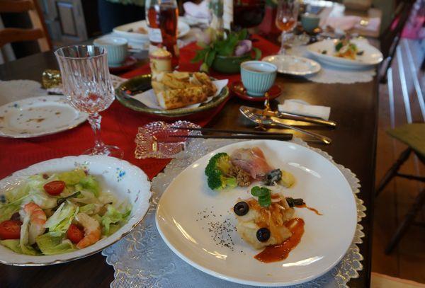 お土産はイタリアン料理_e0365880_17383136.jpg