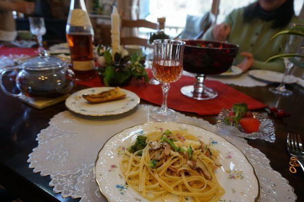 お土産はイタリアン料理_e0365880_17385520.jpg