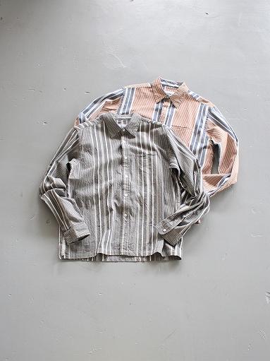NOMA t.d. N Stripe Shirt_b0139281_1328316.jpg