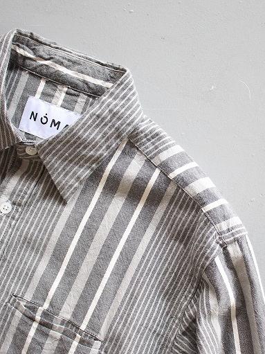 NOMA t.d. N Stripe Shirt_b0139281_13284740.jpg