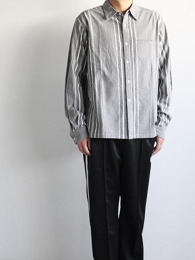 NOMA t.d. N Stripe Shirt_b0139281_13293332.jpg