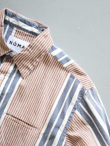 NOMA t.d. N Stripe Shirt_b0139281_1329577.jpg